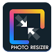 Photo Resizer With Best HD Quality by WORLD GLOBLE APPS