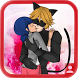 Avatar Maker: Kissing Couple by Avatars Makers Factory