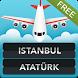 FLIGHTS Istanbul Ataturk by FlightInfoApps.com