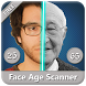 Age Detector Face Scanner by 3D Cube Livewallpaper