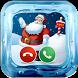 video call santa claus by Martinesurfeur