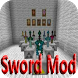 Sword Mods for Minecraft PE by WhatTheGame
