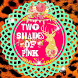 Two Shades of Pink by Luisa McClelland