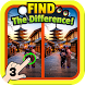 Find the difference games 3 : Photo compare by KatiamApps
