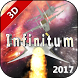 Infinitum - 3D space game 2017 by Kent Persson