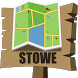 Stowe Map by Mappopolis