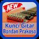 Kunci Gitar Bondan Prakoso by AMID Corp