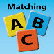 ABC Picture Match by Crave Creative