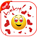 Love emoji for whatsapp by Sniper HD