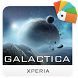 XPERIA™ Galactica Theme by Sony Mobile Communications