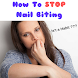 HOW TO STOP NAIL BITING EASILY