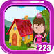 Kidnapped Cute Girl Rescue Game Kavi - 223 by Kavi Games