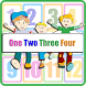Kids Count Numbers Game by LHStudio