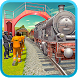 Police Prison Transport Train by MAS 3D STUDIO - Racing and Climbing Games