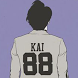 Kai Exo Wallpaper by rensiyun90