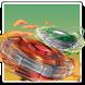 Spin Tops Blade Battle by ellisjramirez