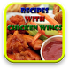 Recipes With Chicken Wngs by Twin Sister Media