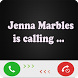 Fake Call From Jenna Marbles by Fake call Apps