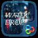 Drop Rain 3D Go Launcher Theme by ZT.art