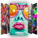 Graffiti Wallpaper QHD Lock Screen Free by Duy Kien Ngo