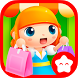 Daily Shopping Stories by PlayToddlers