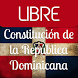 Constitución Rep. Dominicana by WebDeveLovers