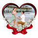 Romantic Love Photo Frame by App Developer studio