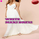 White Maxi Dress by freebird