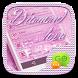 GO SMS PRO DIAMOND LOVE THEME by ZT.art