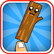 Hold it! Log by King Lime - download free fun games