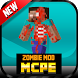 Zombie Mod For MCPE! by Luksika Dev
