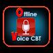 Offline Voice CBT, управление Arduino по Bluetooth by Evgeny Erastov