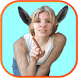 Donkey Girls Photo Montage by lookbookapps