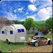 Camper Trailer Truck Simulator