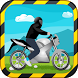 Bike Race - hardest game ever by Mindexposed Games