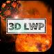 3D Space Live Wallpaper Free by TTTT Games