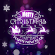 Neon Xmas Tree Live Wallpaper