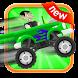 Monster Bean Truck by AM Studio apps