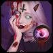 halloween makeup face changer by Insta g brown App