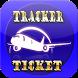 Flight Tracker Ticket by SGS Studio