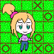 Pixel Tic Tac Toe by UmbGames