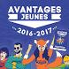 Carte Avantages Jeunes by Amenothès Conception