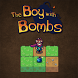The Boy With Bombs by Chris Savory