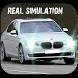 760Li car Simulation Germany by OzTech