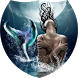 Pretty mermaid live wallpaper by Firamo