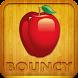 Bouncy Apple by Jose paul