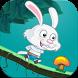 Smart runner bunny