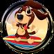 super dog jump by lina nina