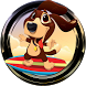 super dog jump by david contera