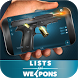 Weapons Simulator by Lists Of Weapons